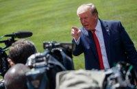 Трамп зажадав розкрити інформатора про розмову із Зеленським