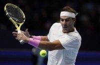 Надаль став другим тенісистом в історії, який провів 600 тижнів у топ 3 рейтингу ATP