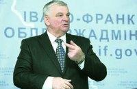Янукович сменил главу Ивано-Франковской ОГА