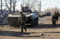 У мережі з'явилося відео, як Донецьком їздять танки