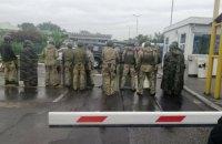 На границе с Венгрией водители заблокировали пункт пропуска, протестуя против дополнительных проверок
