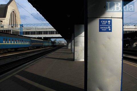 """УЗ отменяет поезд """"Киев-Луцк"""" с 9 декабря"""