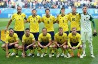 ЧС-2018: збірна Швеції передостанньою із команд вийшла у чвертьфінал (оновлено)