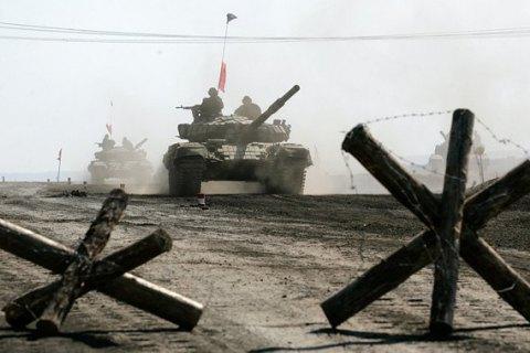 За добу бойовики 51 раз обстріляли позиції сил АТО