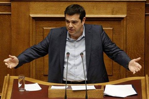 Парламент Греции утвердил пакет жестких реформ на фоне многотысячных демонстраций
