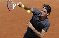 Ролан Гаррос: Федерер продолжает побеждать