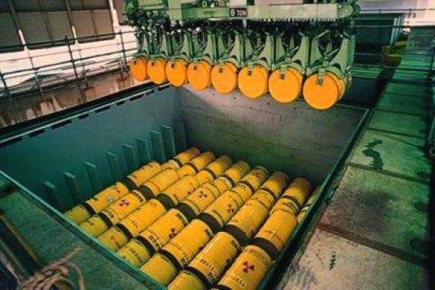 """""""Росатом"""" приостановил вывоз отработавшего ядерного топлива из Украины"""