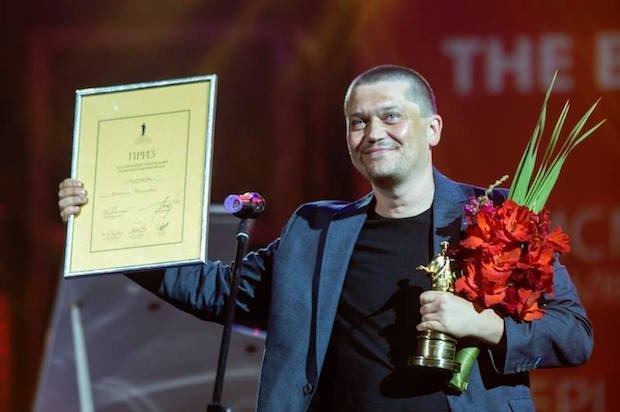 "Васянович з призом за ""Присмерк"" на ОМКФ-2014"