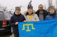 """""""Ми раді, що вдалося виконати задумане"""". Наріман Джелялов про передачу допомоги українським морякам"""