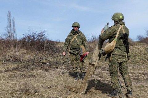 Россия начала в оккупированном Крыму военные учения