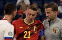 У матчі Євро-2020 футболіст отримав подвійний перелом очниці
