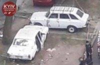 Четверо детей пострадали при взрыве в Киеве, один - в коме (обновлено)