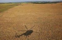 Мінагрополітики зафіксувало рекордну врожайність зернових в Україні