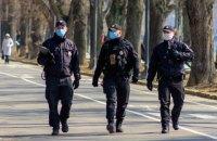 """У """"день тиші"""" поліція відкрила 48 кримінальних проваджень"""