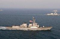 В Средиземное море вошла эскадра ВМФ России
