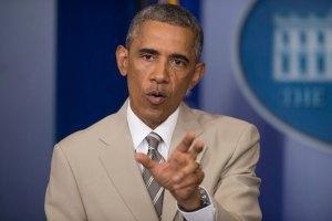 Обама підписав закон про підтримку України і нові санкції проти Росії