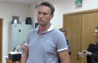 Навальний відмовився від експертизи почерку