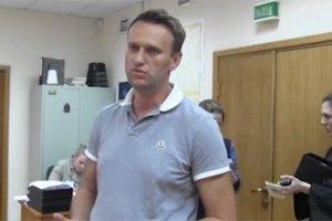 Навальный отказался от экспертизы почерка