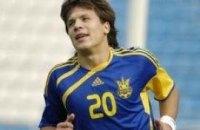 Украина вырвала победу в матче с Румынией