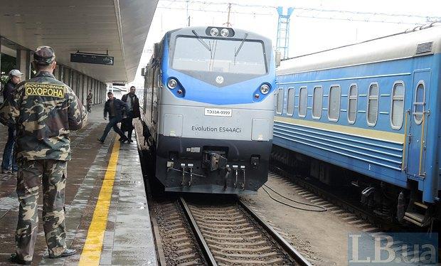 """У вересні наступного року """"Укрзалізниця"""" отримає 30 американських локомотивів, - Гройсман - Цензор.НЕТ 6976"""