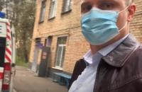 Кличко показав умови в інфекційному відділенні 4-ї лікарні