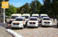 200 швидких від Фонду Ріната Ахметова допомагають у порятунку життів
