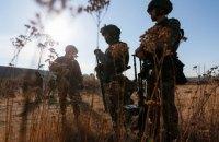 Окупаційні війська тричі обстріляли позиції ЗСУ на Донбасі
