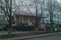 Ярош: партизаны взорвали склад вооружений у СБУ в Донецке