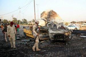 В результате теракта в Багдаде погибли 12 человек
