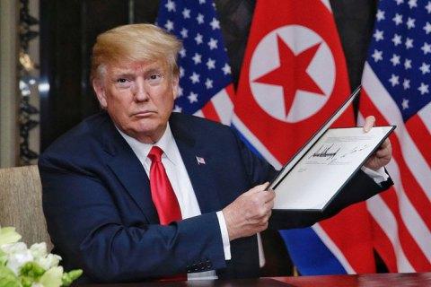 США предоставят КНДР гарантии безопасности в обмен на отказ от ядерного оружия