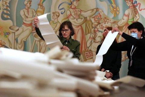 ВСП проверит сообщение о попытке кандидата в депутаты повлиять на судью при пересчете голосов в округе