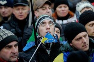 В Евросоюзе продолжают осуждать резонансные законы Украины