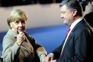 Для перемир'я на Донбасі Росія повинна вивести війська, - Меркель