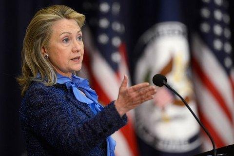 Российские хакеры пытались взломать почтовый ящик Клинтон, - СМИ