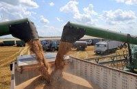 Украина за 5 дней выбрала квоты на экспорт пшеницы и кукурузы в ЕС