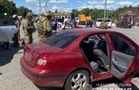 На Харківщині етнічна злочинна група викрала чоловіка і вимагала 20 тис. за його звільнення