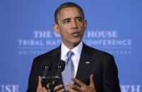 Обама вважає, що називати Крим російським ще рано