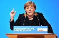Партия Меркель одобрила коалицию с социал-демократами