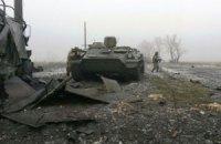 Украинские военные удерживают позиции в Широкино