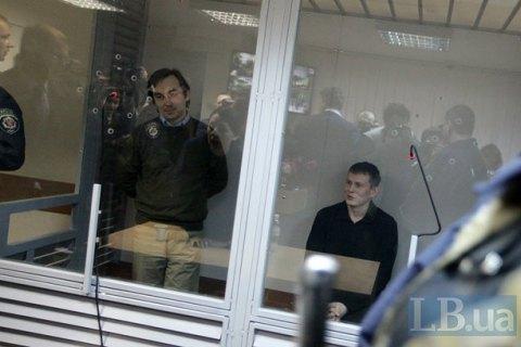 Російських ГРУшників доправили в суд у бронежилетах і шоломах