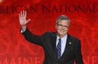 """Джеб Буш назвав Путіна """"хуліганом"""" і закликав США та ЄС рішуче реагувати на російську агресію"""