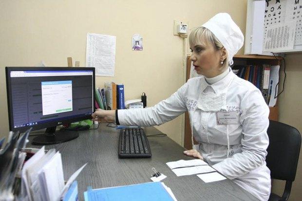 В днепровском Центре первичной медико-санитарной помощи № 3 электронная очередь к врачу работает уже с начала года, пока в тестовом режиме