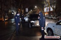 У Миколаєві чиновник ОДА втікав від поліцейських на Range Rover