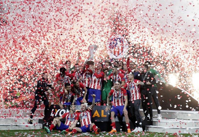 """А 32 роки тому тут же, в Ліоні, """"Атлетіко"""" з таким самим рахунком поступився в такому самому фіналі команді Лобановського"""