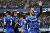 Азара визнали гравцем сезону в Англії
