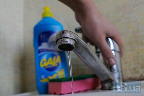 Холодная вода в Киеве подорожает до 13 гривен за кубометр