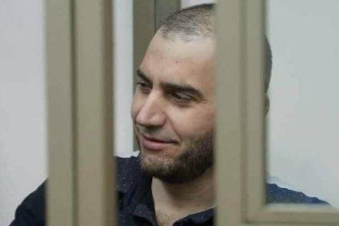 Ув'язнений у Росії кримчанин Алієв захворів на коронавірус, його вивезли в невідомому напрямку, - Денісова