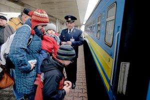 Продажа электронных железнодорожных билетов увеличилась в четыре раза