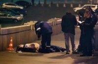 Опубликована запись видеорегистратора с места убийства Немцова
