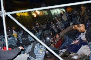 """Янукович: """"Беркут"""" перегнул палку, но в ответ на провокации"""